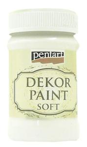 Farba kredowa Pentart 100ml - 21472 biała x1