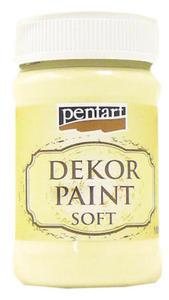 Farba kredowa Pentart 100ml - 21637 kość słoniowa