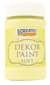 Farba kredowa Pentart 230ml - 21484 żółta x1