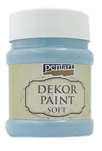 Farba kredowa Pentart 230ml - 21490 j.niebieska x1