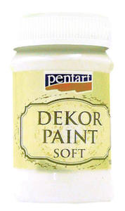 Farba kredowa Pentart 230ml - 21483 porcelana x1