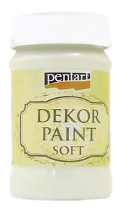 Farba kredowa Pentart 230ml - 21649 śmietana x1