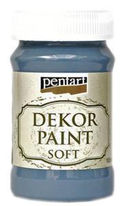 Farba kredowa Pentart 230ml - 21670 indigo x1