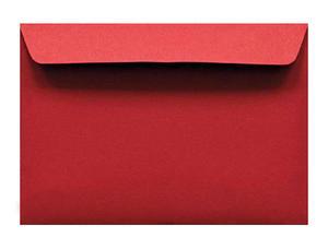 Koperta C6 HK 120g Kreative czerwona x10