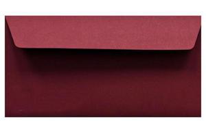 Koperta DL HK 120g Kreative Bordeaux(bordo) x10