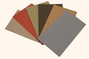 Papier eko Materica A4 360g Clay (szary) x10