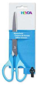 Nożyczki Heyda 18cm - niebieskie x1