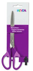 Nożyczki Heyda 18cm - fioletowe x1