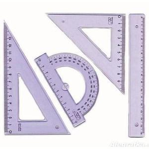 Zestaw geometryczny Pratel 16cm x1