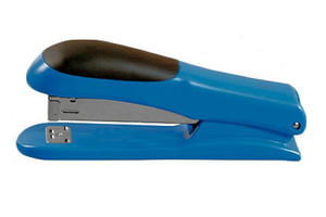 Zszywacz - Tetis GV-101 - niebieski x1