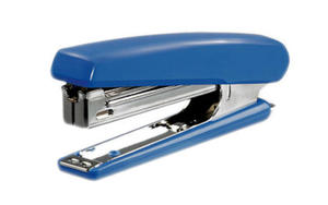 Zszywacz - Tetis GV-109 - niebieski x1