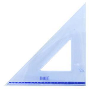 Ekierka Pratel 35cm 45 stopni x1