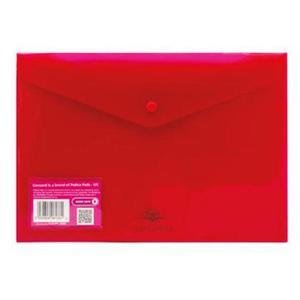 Teczka A4 kopertowa Pukka Pad różowa x1