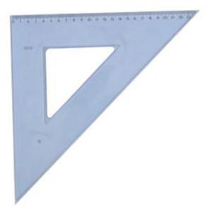 Ekierka Pratel 35cm 60 stopni x1