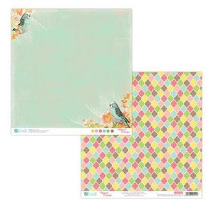 Papier do scrapbookingu 2-str Tropical 04 x5