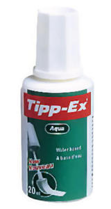 Korektor z pędzelkiem BIC Tipp-Ex Aqua x1 - 2824959579