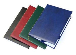 Okładki do dyplomu Elegant zielone x10