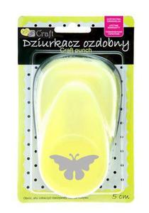 Dziurkacz ozdobny 120 - 281 motyl 4 x1