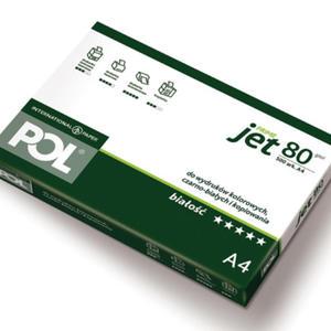 Papier ksero Poljet A4 80g x500