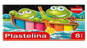 Plastelina Mona 8 kol. x1