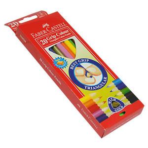 Kredk Faber Castell Junior Grip 20 kol x1