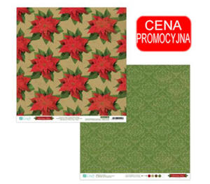 Papier do scrapbookingu 2-str Christmas Time 03 x5 - 2863791212