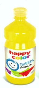 Farba tempera Happy Color 500ml - cytrynowa x1