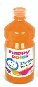 Farba tempera Happy Color 500ml - pomarańczowa x1