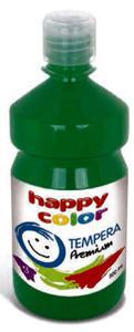 Farba tempera Happy Color 500ml - zielona ciemna