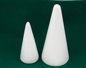 Styropianowy stożek 150mm x12 - 2863967368
