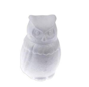 Styropianowe sowy (057) 13cm x3 - 2824968776