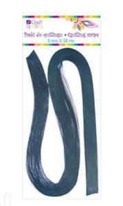 Paski do quillingu 3mmx53cm 019 niebiesk x100