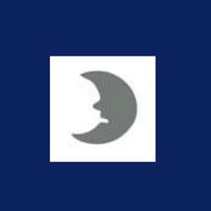 Dziurkacz ozdobny 1,6 cm - księżyc x1