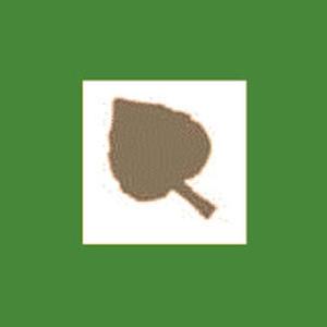 Dziurkacz ozdobny 1,6 cm - liść x1