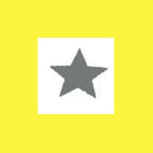Dziurkacz ozdobny 1,6 cm - gwiazda x1