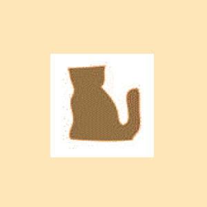 Dziurkacz ozdobny 2,5cm - kotek x1
