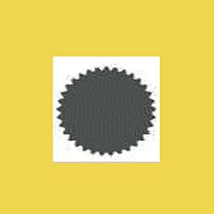 Dziurkacz ozdobny 2,5cm - s�o�ce x1