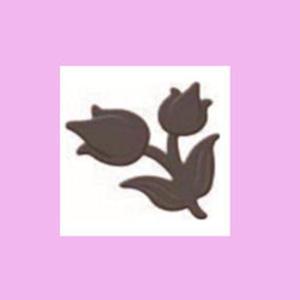 Dziurkacz ozdobny 3,2cm tnąco-tłoczący-tulipany x1