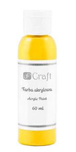 Farba akrylowa DPCrafts 60ml - 024 cadmium yellow