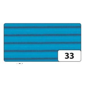 Tektura falista B4 Folia 33 niebieska x10 - 2824969209