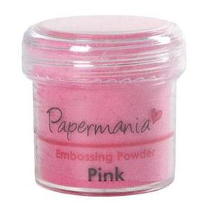 Puder do embossingu Papermania - różowy x1 - 2824969231