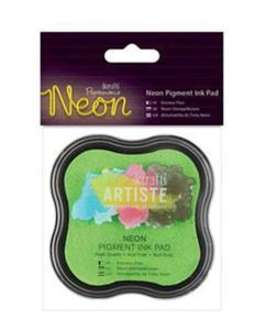 Tusz pigmentowy Artiste Neon Green x1