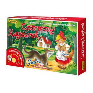 Gra planszowa - Czerwony Kapturek x1 - 2870027490