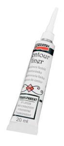 Konturówka Pentart 20ml - transparent x1