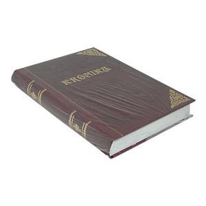 Kronika A4 160k. Barbara pionowa bordowa szyta x1 - 2824959701