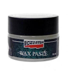 Pasta woskowa Wax Pentart 10ml - transparentny x1