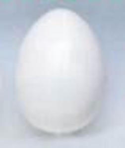 Styropianowe jajo, jaja Bovelacci - 100mm x10