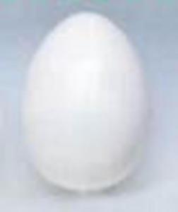 Styropianowe jajo - jajko, jaja 80 mm x12
