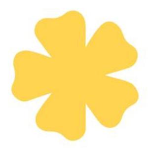 Dziurkacz ozdobny 110B - M31 - kwiatek 5 x1