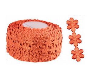 Aplikacje 1mb kwiatki małe pomarańczowe 100e x1 - 2824969897